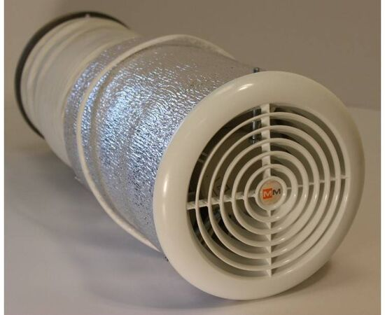 TkV-03 RF (подогрев воздуха) Децентрализованная приточная установка Салюс